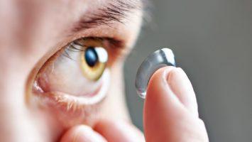 Kdo vynalezl kontaktní čočky