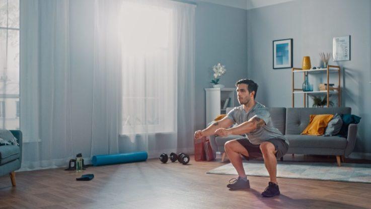 Cvičení doma