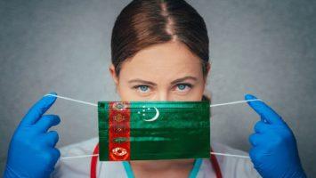 Turkmenistán a koronavirus
