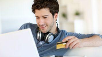 Nakupování elektroniky on-line