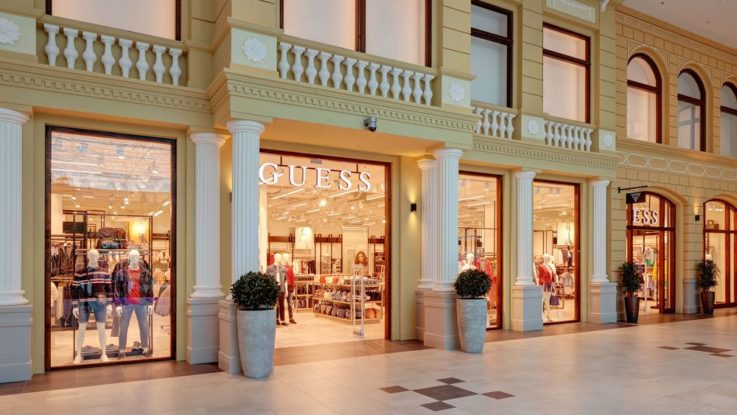 Jak nakupovat v outletech