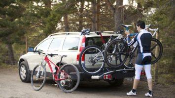 Jak převážet kola