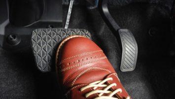 Brzdový systém auta údržba