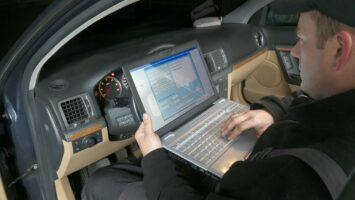 VIN kód u auta