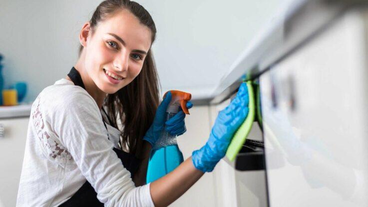 Jak udržet kuchyň čistou