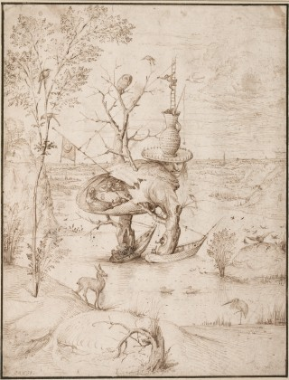Bosch Nebo Rembrandt Albertina Vystavuje Skvosty Nizozemske Kresby